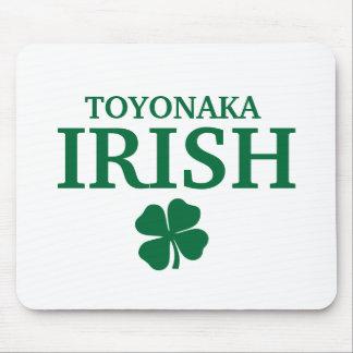 Proud Custom Toyonaka Irish City T-Shirt Mouse Pads