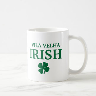 Proud Custom Vila Velha Irish City T-Shirt Basic White Mug
