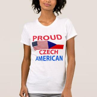 Proud Czech American T-Shirt