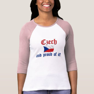Proud Czech T-Shirt
