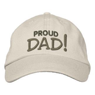 Proud DAD! Baseball Cap