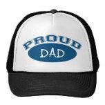 Proud Dad (Blue) Hats