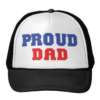 Proud Dad Cap Mesh Hats