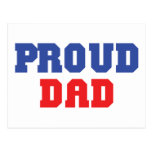 Proud Dad Gift Post Card