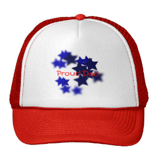 Proud Dad Mesh Hats