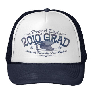 Proud Dad of 2010 Graduate Cap