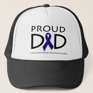 Proud Dad Trucker Hat