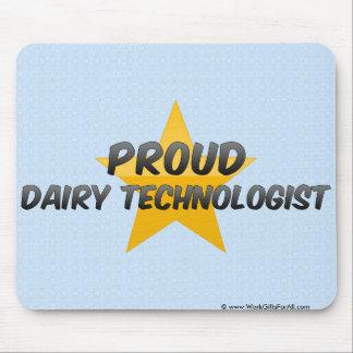 Proud Dairy Technologist Mousepads