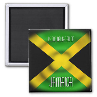 Proud Daughter of Jamaica Magnet