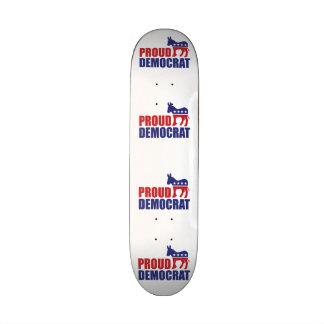 Proud Democrat Donkey Skate Boards