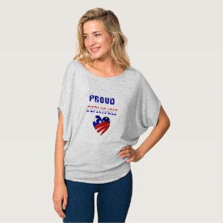 PROUD DEPLORABLE-Love America T-Shirt