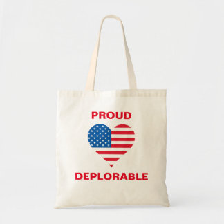 Proud Deplorable Shopping Tote