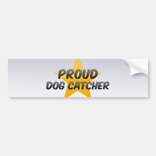 Proud Dog Catcher Bumper Sticker