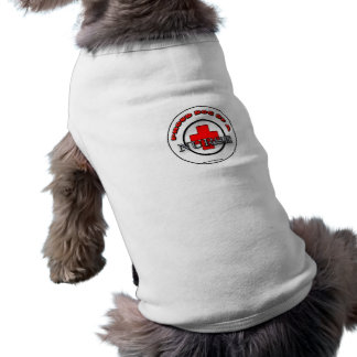 Proud Dog of a Nurse pet clothing