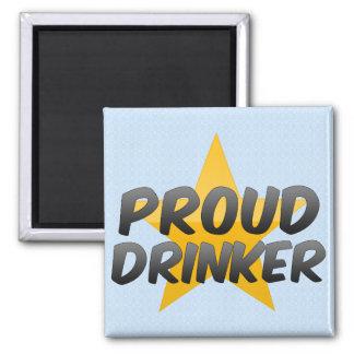 Proud Drinker Magnets