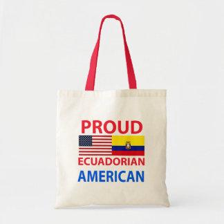 Proud Ecuadorian American Bag