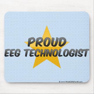 Proud Eeg Technologist Mouse Pad