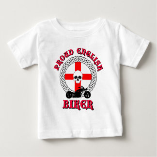 Proud English Biker Baby T-Shirt
