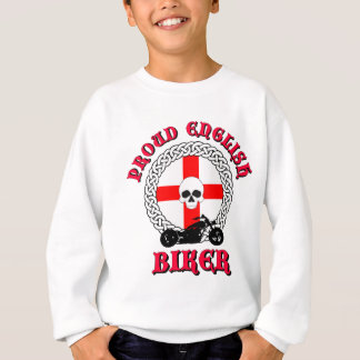 Proud English Biker Sweatshirt