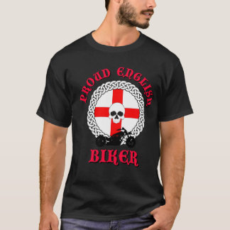 Proud English Biker T-Shirt