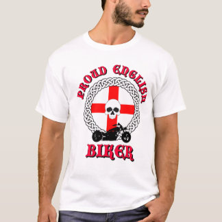 Proud English Biker T-Shirt