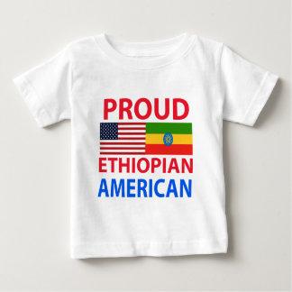 Proud Ethiopian American Baby T-Shirt