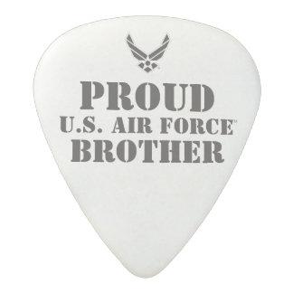 Proud Family – Black Logo & Star Acetal Guitar Pick