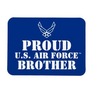 Proud Family - Logo & Star on Blue Rectangular Photo Magnet