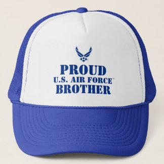 Proud Family - Logo & Star on Blue Trucker Hat