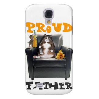 """""""Proud Father"""" HTC Vivid Tough Case Galaxy S4 Case"""