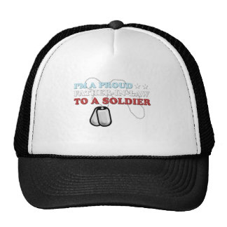 Proud Father-in-Law to a Soldier Cap