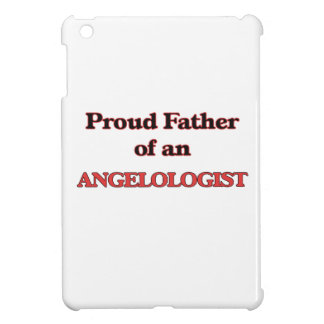 Proud Father of a Angelologist iPad Mini Covers