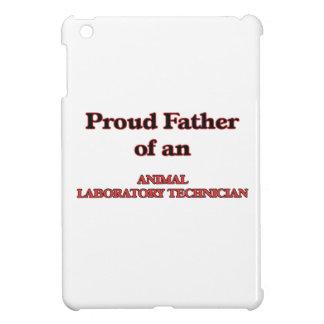 Proud Father of a Animal Laboratory Technician iPad Mini Covers