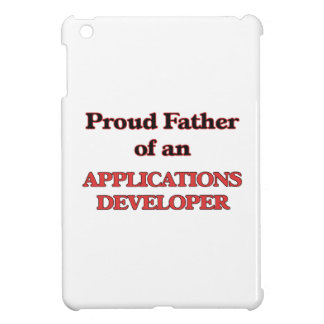 Proud Father of a Applications Developer iPad Mini Cover
