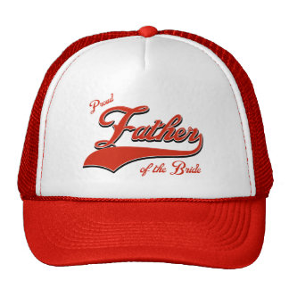 Proud Father of the bride Cap