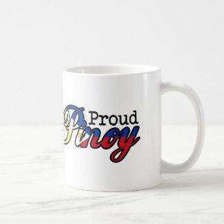 Proud Filipino Pinoy Basic White Mug