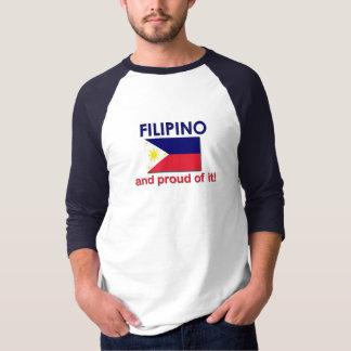 Proud Filipino T-Shirt