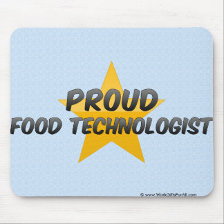 Proud Food Technologist Mouse Pads