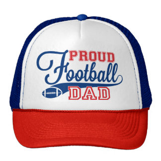 Proud Football Dad hat