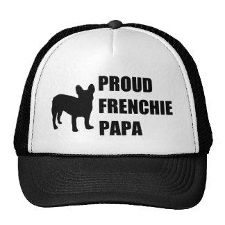 Proud Frenchie Papa Cap