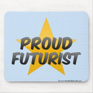 Proud Futurist Mouse Pad