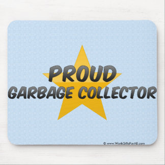 Proud Garbage Collector Mouse Pad