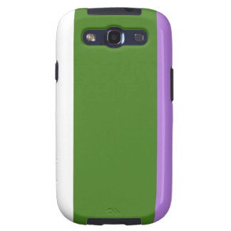 Proud Genderqueer Samsung Galaxy SIII Cover