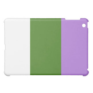 Proud Genderqueer iPad Mini Covers