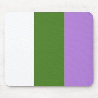 Proud Genderqueer Mouse Pad