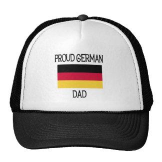 Proud German Dad Cap