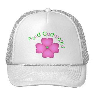 Proud Godmother Trucker Hats
