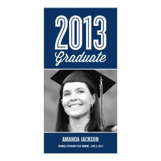 Proud Grad Graduation Announcement Photo Card Photo Cards
