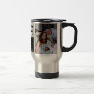 Proud Grampa-TravMug Travel Mug