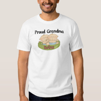 Proud Grand of Twins T-shirt